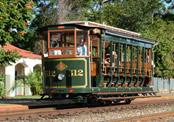 Vintage Tram Tour